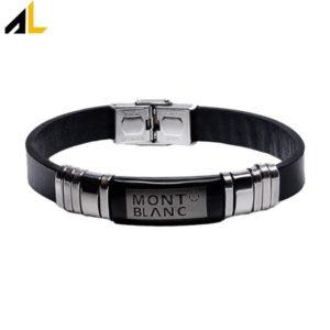 دستبند مدل مون بلان کد ALMZ032