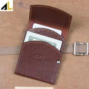 نمونه کیف پول مخصوص جیب جلو
