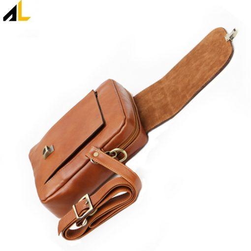کیف رودوشی مدل قفل دار کد ALM015