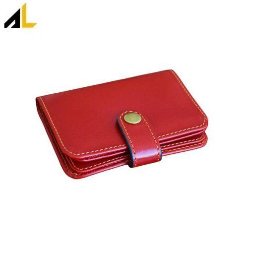 ست هدیه (کیف پول و جاکارتی) کد ALZ085